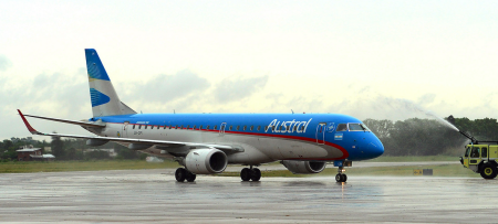 El aeropuerto de Rosario se convirtió en la terminal de mayor crecimiento de pasajeros internacionales del país