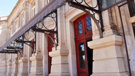 La secretaría de cultura de Santa Fe inauguró su nueva sede en la remodelada Estación Belgrano