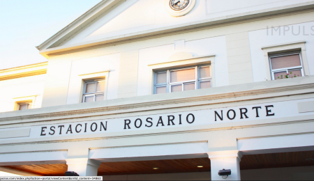 Esperando el tren Rosario-Buenos Aires: inauguran una muestra con la historia del ferrocarril en la ciudad