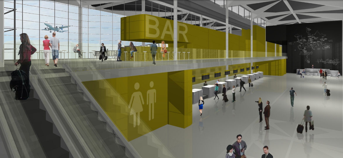 Este será el nuevo aeropuerto de Rosario: se invertirán $ 450 millones