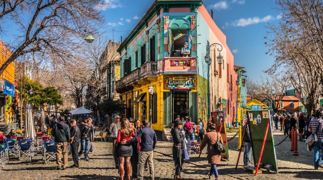 Buscan instalar en el casco histórico de Rosario un espacio cultural similar al de La Boca en Buenos Aires