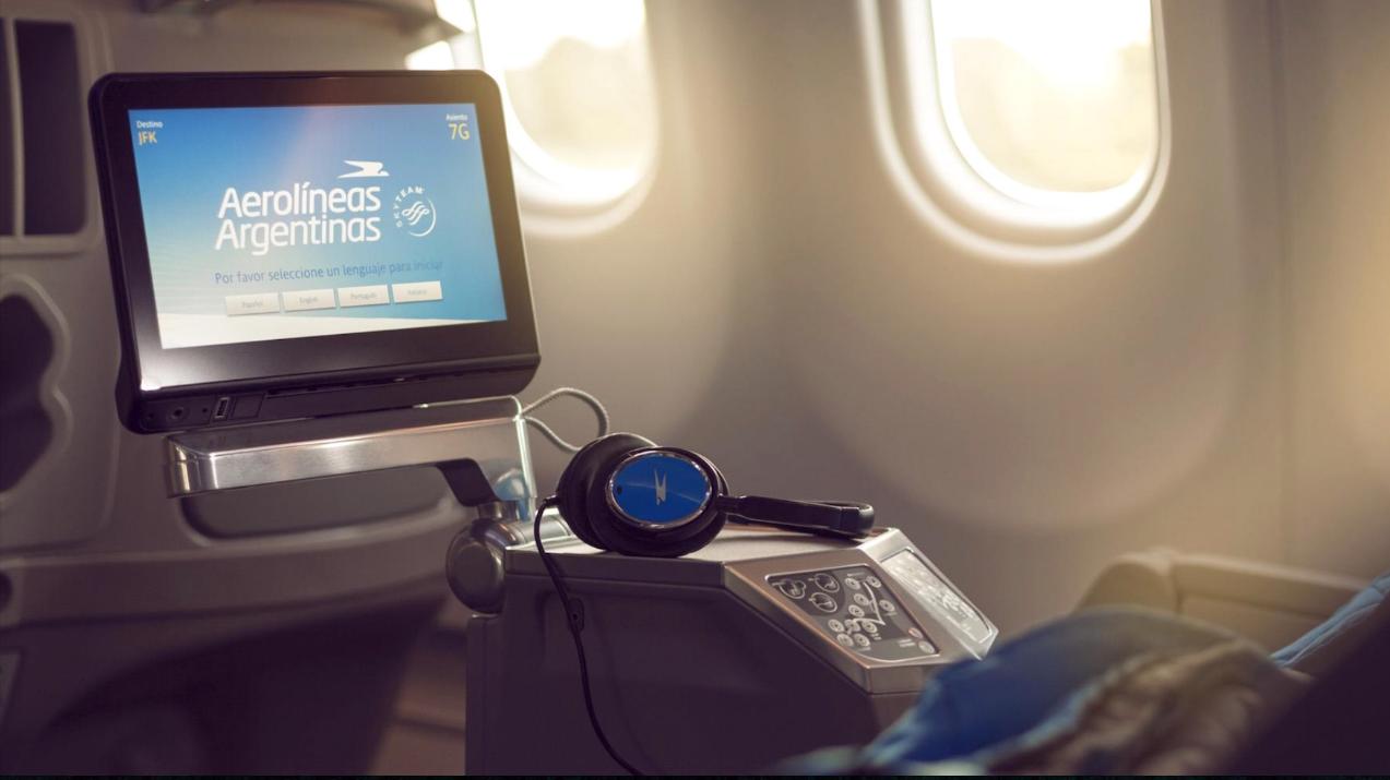 Aerolíneas Argentinas inauguró su nueva ruta Buenos Aires – Córdoba y Río Cuarto
