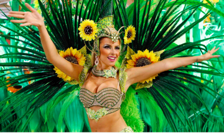 Carnavales 2015 en Rosario: este año el corsódromo se montará junto al Monumento a la Bandera