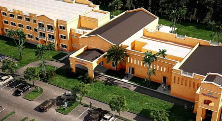Inauguró el nuevo hotel Howard Johnson Funes