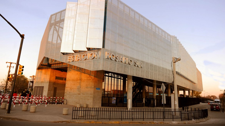 Este martes, inauguran oficialmente la estación de trenes Rosario Sur
