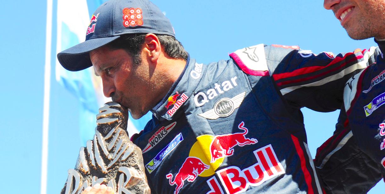 Más de 300 mil personas en la final del Rally Dakar en Rosario