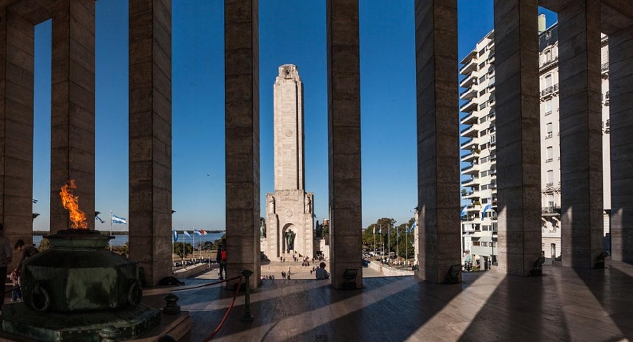 En semanas, comienzan las obras de remodelación del Monumento a la Bandera