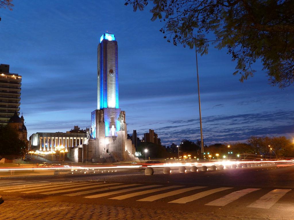 ¿De dónde vienen los turistas que visitan Rosario?