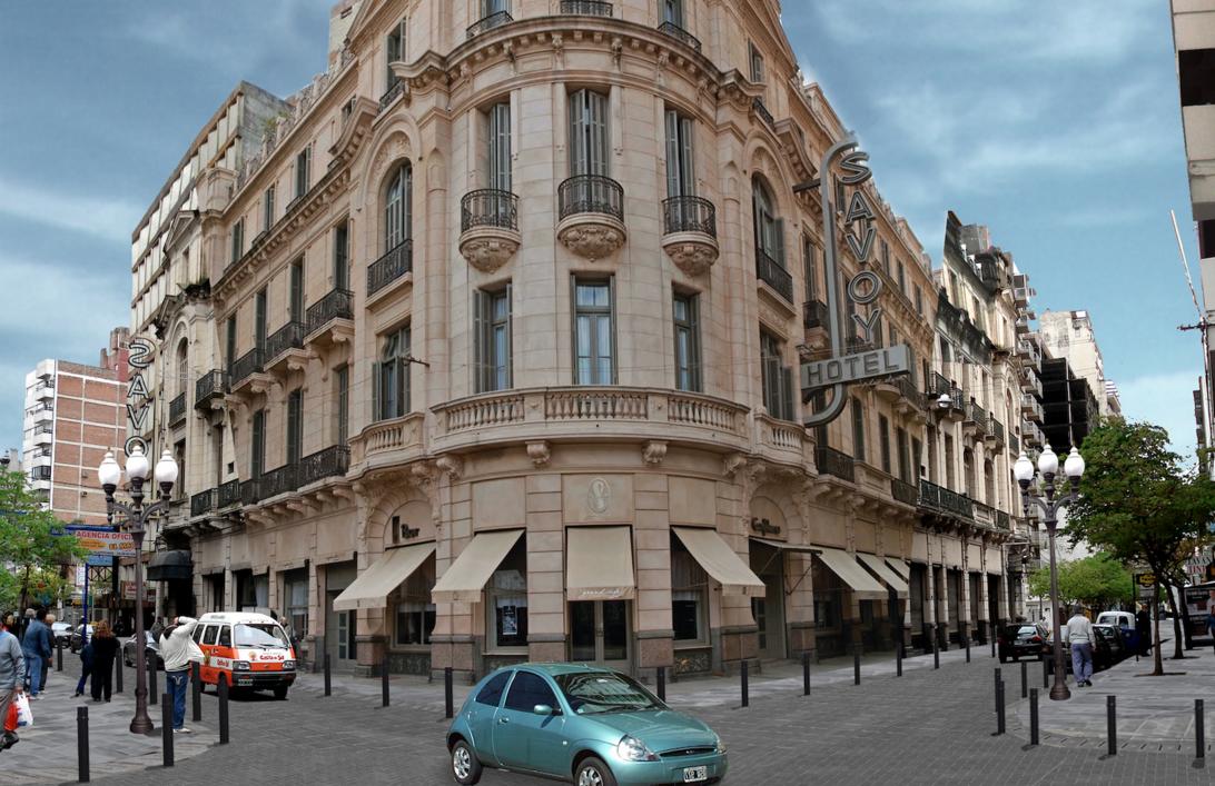 Arrancaron las obras de remodelación del área histórica en el centro de Rosario