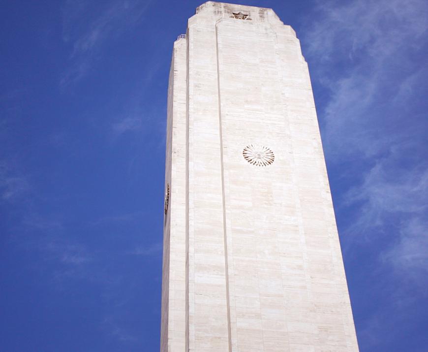Casi 40 mil personas visitaron el Monumento Nacional a la Bandera durante las vacaciones