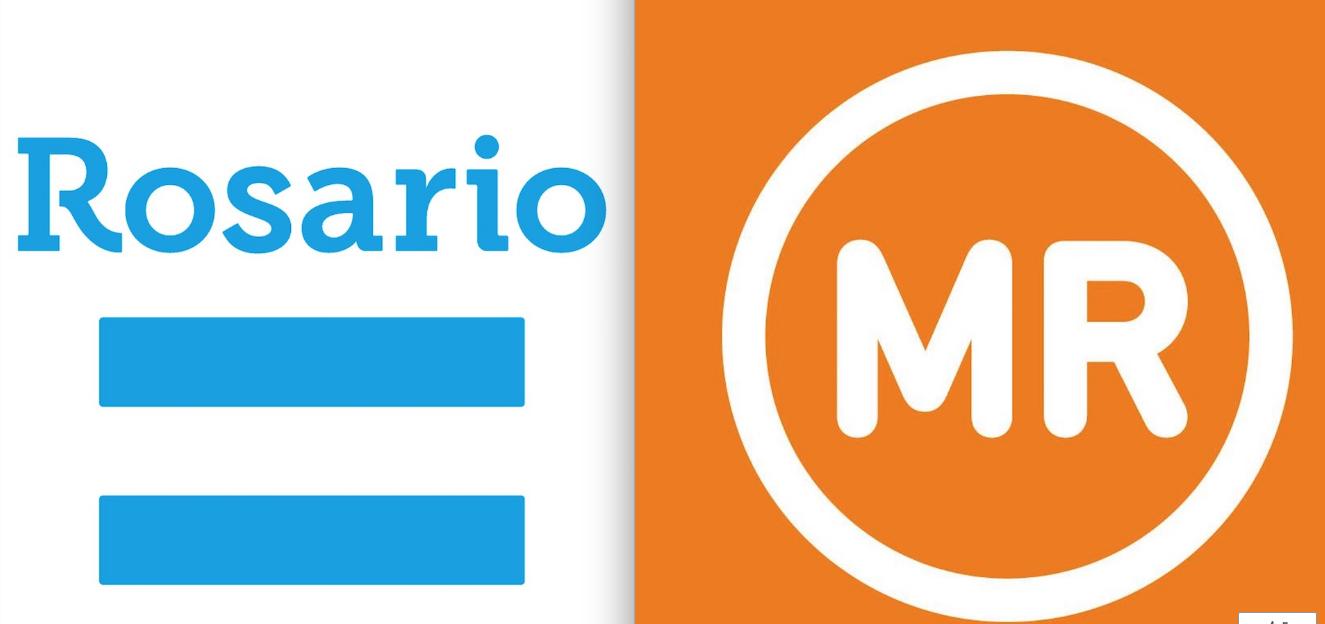 La nueva imagen de la Municipalidad de Rosario con los colores de la Bandera